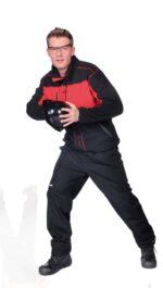 DURANGO 611Z fleece jacket