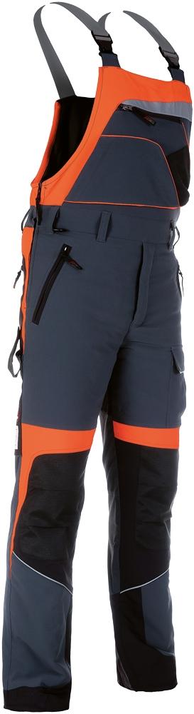 FOREST PROFI STRETCH (profesional) kalhoty s laclem bib pants