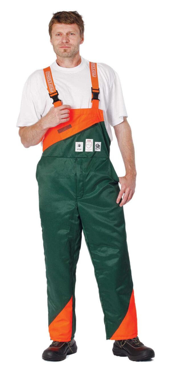PLUTO brace and bib trousers