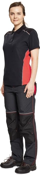 KNOXFIELD women polo shirt